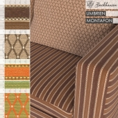 Backhausen Fabric UMBRIEN, MONTAFON