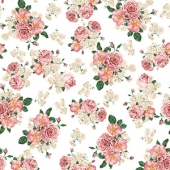 Купить ткань цветы - Интернет магазин тканей «itkani» 42