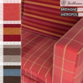 Backhausen Fabric BRETAGNE, METROPOL
