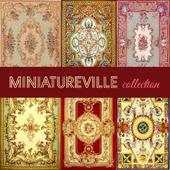 Ковры DollsHouse, коллекция Miniatureville