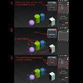 Script CopyModifiers v. eleven