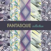 Обои O&L, коллекция FANTASQUE