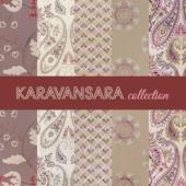 O & L Fabrics, collection and KARAVANSARA CABOCHON