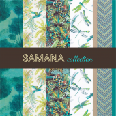 Обои O&L, коллекция SAMANA