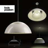 Chandelier Louis Poulsen AJ Royal by Arne Jacobsen