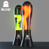 Lava Lamp Alive! Uno