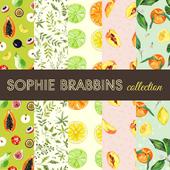 Обои от Sophie Brabbins