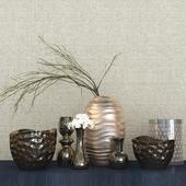 Decor set Kelly Hoppen 4 / decorative set