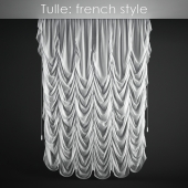 Tulle: french style