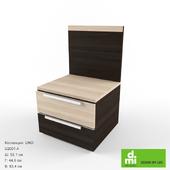 Dyatkovo, Bedside table UNO