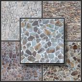 seamless texture of masonry