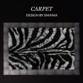 Ковер (carpet design by smania)