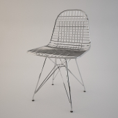 Eames Wire Chair, Herman Miller
