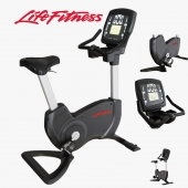 LifeFitness Elevation Series Upright Lifecycle Bike