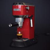 Рожковая кофеварка Delonghi EC 680 R