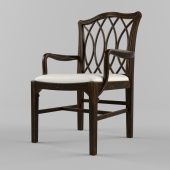 The Trellis Dining Armchair