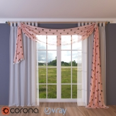 Curtains in the nursery