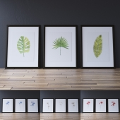 The collection of 12 paintings