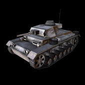Tank PZIII