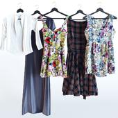 Dresses set 01