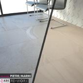 ABK COLLECTION PIETRE MARMI RE-WORK MULTI BEIGE FOG Set 04