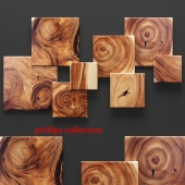 Square Standout Wall Art Set of 8