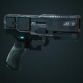 Sci-Fi Gun, «Lax-51»