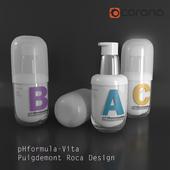pHformula-Vita, Puigdemont Roca Cosmetics