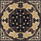 mosaic black