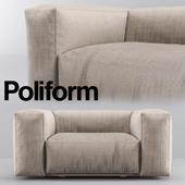 Poliform Bolton ArmChair