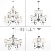 Chandeliers Hinkley seria PLYMOUTH