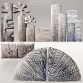Набор скульптур Thierry Martenon