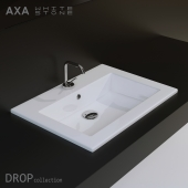 AXA White Stone DROP collection
