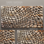 Thierry Martenon wall panel