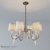 Chandelier - Regina Andrew - Antique Rusted