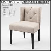 EICHHOLTZ Dining Chair Boca Raton 109908; 109850