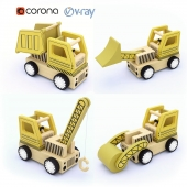 Set toys (automotive engineering)