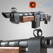 Toy gun Justice