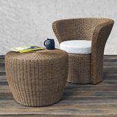 VARASCHIN Bolero Easy Chair