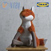 Ikea Toy Fox