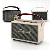 Marshall Kilburn Cream & Black