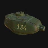 Turret T-34-85