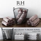 RH 802-GRAM TURKISH TOWEL COLLECTION