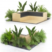 Flowerbed_Palm