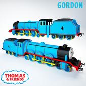 train Gordon / Gordon engine