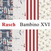 Обои Rasch Bambino XVII