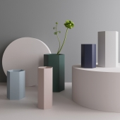 Hexagon Vase (ferm LIVING)