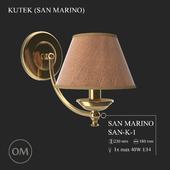 KUTEK (SAN MARINO) SAN-K-1