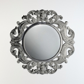 The mirror in the frame Renaissance