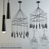 Lamp Morosini Mikado LA 18